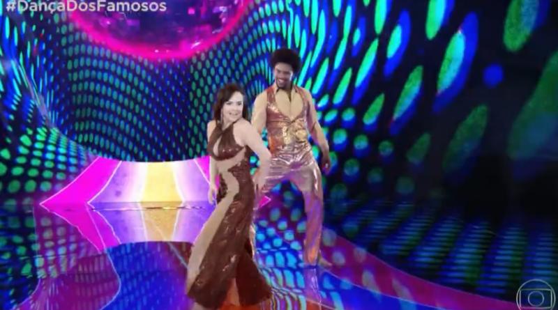 Luíza Tomé criticada por sua apresentação na Dança dos Famosos